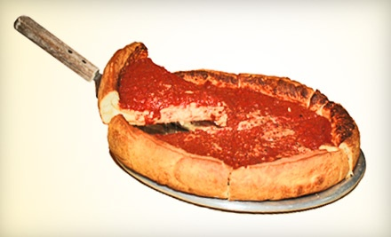 $20 Groupon to Mangia Pizza - Mangia Pizza in Round Rock