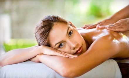 60-Minute European Body Massage and a Re-Mineralizing or Detoxifying Seaweed Wrap (a $150 value) - Sammi Gene Salon and Spa in Middlebury