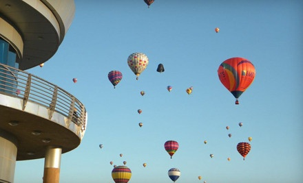 Admission for 2 - Anderson-Abruzzo International Balloon Museum in Albuquerque