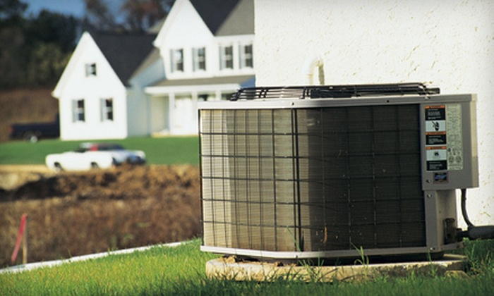 Airtek Systems - Raymond: $55 for a Furnace, Air Conditioner, or Boiler Tune-Up from Airtek Systems ($135 Value)