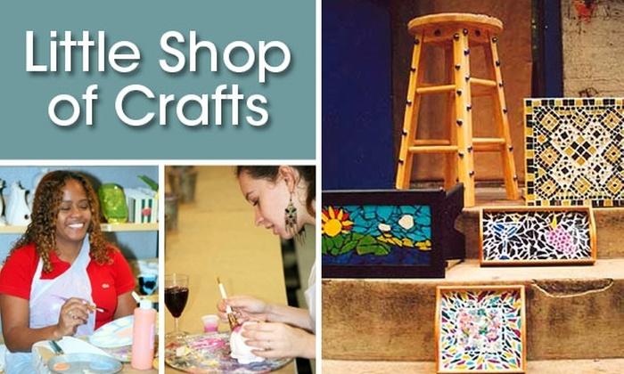 Little Shop of Crafts - Upper West Side: $15 for $30 Worth of Crafts at Little Shop of Crafts