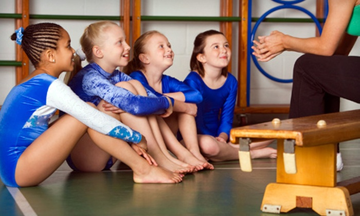 Payke Gymnastics Academy - Multiple Locations: Beginner and Intermediate Gymnastics Classes at Payke Gymnastics Academy in South Pasadena and Alhambra