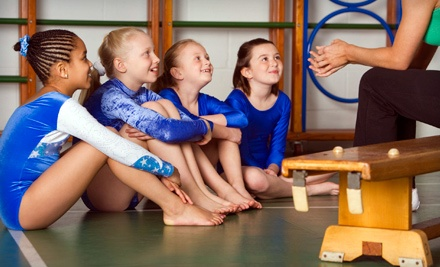 Payke Gymnastics Academy: 4 Weeks of Beginner Gymnastics Classes - Payke Gymnastics Academy in South Pasadena