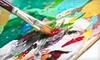 Create Your Canvas - Create Your Canvas: Painting Class at Create Your Canvas Painting Studio in Oakland Park (Up to 57% Off). Three Options Available.