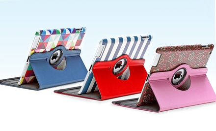 Aduro Rotating-Stand Case for iPad 2/3/4, iPad Air, or iPad Mini. Multiple Styles Available.