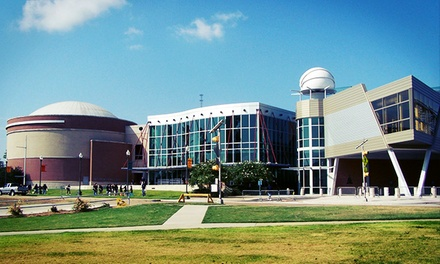 Museum Visit and IMAX Movie for One or Two at Sci-Port: Louisiana's Science Center (Up to 61% Off)