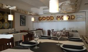 La Matera: Italiano para 2 con entrante, principal, postre y lambrusco desde 19,90 € en restaurante de Santa Pola
