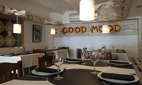 Italiano para 2 con entrante, principal, postre y lambrusco desde 19,90 € en restaurante de Santa Pola