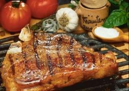 Gaga's Burger & Steaks: 2-Gänge-Menü mit Premium Black Angus Rib Eye Steak für 2 oder 4 Pers. bei Gaga's Burger & Steaks (bis zu 34% sparen*)