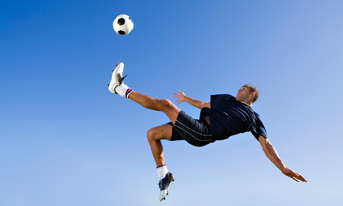 Pickup Soccer NYC - New York City: $225 for a Fall Soccer Membership from Pickup Soccer NYC ($460 Value)