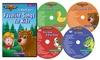 Rock 'N Learn Favorite Songs for Kids DVD Set (4-Pieces)