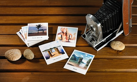 $13 for $20 Toward Transforming Digital Photos into Polaroid Pictures at Polaroid Fotobar