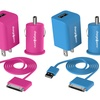 ChargeWorx 3-Piece 30-Pin Charger Set