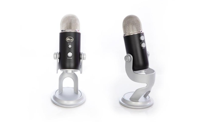 Blue Microphones Yeti USB Microphone - Special Edition Black: Blue Microphones Yeti USB Microphone - Special Edition Black. Free Shipping and Returns.