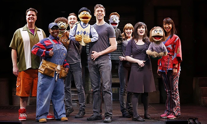 """Avenue Q"" - New World Stages: ""Avenue Q"" at New World Stages Through July 5 (Up to 53% Off). Offer Powered by Telecharge.com."