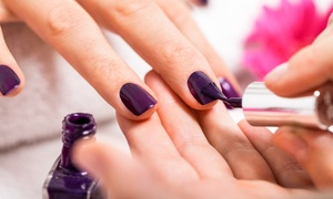Testa Rossa Beauty: Manicure or Pedicure with Soak and Scrub and Gel Colour Overlay from R140 at Testa Rossa Beauty (Up to 65% Off)