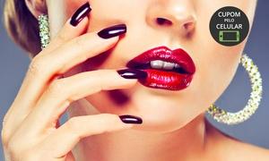 Beleza Explícita Madá: Beleza Explícita Madá – Cruzeiro: aplicação de unhas em gel (opção com manicure e esmaltação)