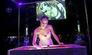 Elbarkaden Lounge: 2 oder 4 Tickets für Sandmalerei-Show in der Elbarkaden Lounge (bis zu 51% sparen)