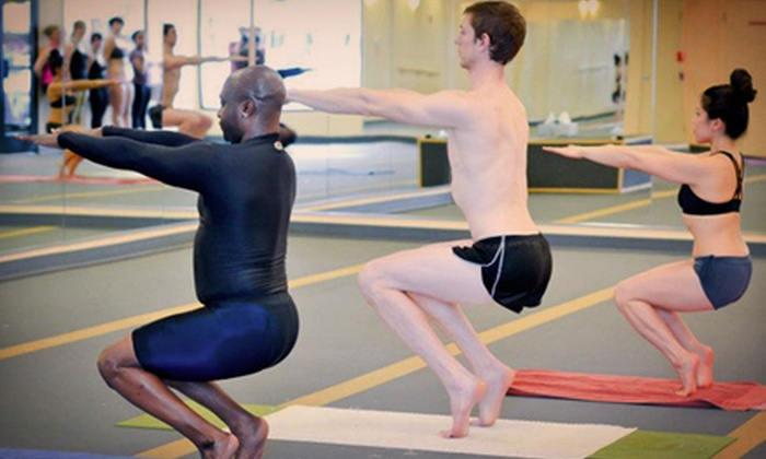 Bikram Yoga Burien - Burien: One Month of Unlimited Classes or 10 or 20 Drop-In Classes at Bikram Yoga Burien (Up to 81% Off)