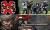 Xtreme Paintball - Agawam: $20 for All-Day Admission, Including Equipment and 200 Paintballs, to Xtreme Paintball