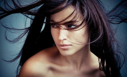 1 Brazilian Blowout (a $350 value) - SMS Colour at Salons by JC in San Antonio