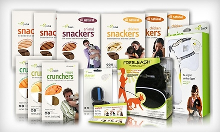 Frolick: $47 for Dog Health-and-Wellness Pack from Frolick ($99 Value)