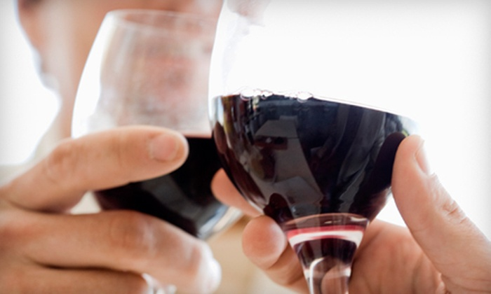 The Cellar Door - Multiple Locations: $50 Worth of Wine and Small Plates