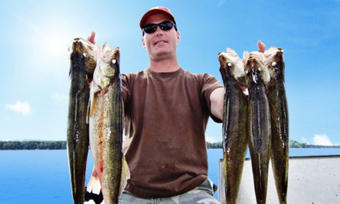 All American Fishing Charters - Green Bay: $159 for a Half-Day Fishing Charter for Up to Four from All American Fishing Charters in Green Bay ($320 Value)