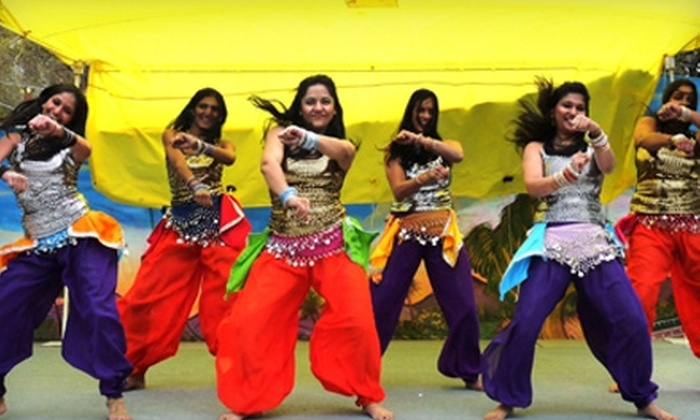 Bollywood Shake - Multiple Locations: $25 for a Four-Week Bollywood Dance Class Series at Bollywood Shake ($49 Value). Four Locations Available.