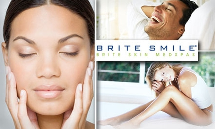 BriteSmile  - Washington DC: $185 for One of Nine Treatment Packages for Your Teeth, Hair, and Body at BriteSmile (Up to $1,197 Value)