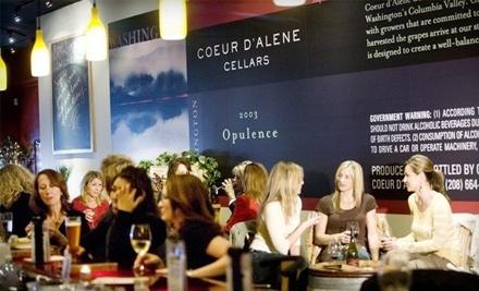 Coeur d'Alene Cellars - Coeur d'Alene Cellars in Coeur d'Alene