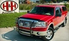 H&H Home and Truck Accessory Centers - Multiple Locations: $40 For $100 Worth of Home and Truck Accessories at H&H Home and Truck Accessory Centers. Three Locations Available.