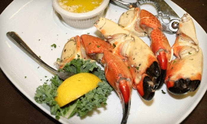 Harry's Old Place - Cypress Gardens: $15 for $30 Worth of Seafood and Drinks at Harry's Old Place