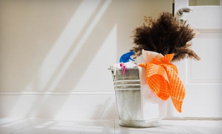 Good for 2 Hours of Basic House Cleaning (an $80 value) - Mop & Bucket Cleaning Services in