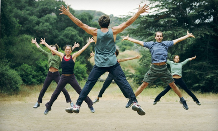 TeamiFit - Multiple Locations: $139 for Five Months of Unlimited Outdoor Boot Camp at TeamiFit (Up to $379 Value)