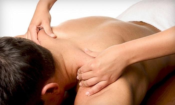 Advantage Massage Centers - Valentine Oaks: $40 for a One-Hour Deep-Tissue Massage at Advantage Massage Centers in Hurst ($85 Value)