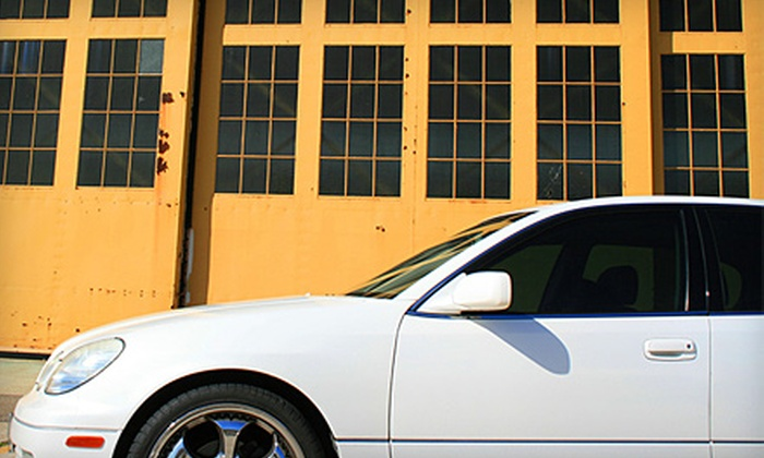 Alarms, Etc - University: Tinting Services for Front-Door Windows or All Windows at Alarms, Etc