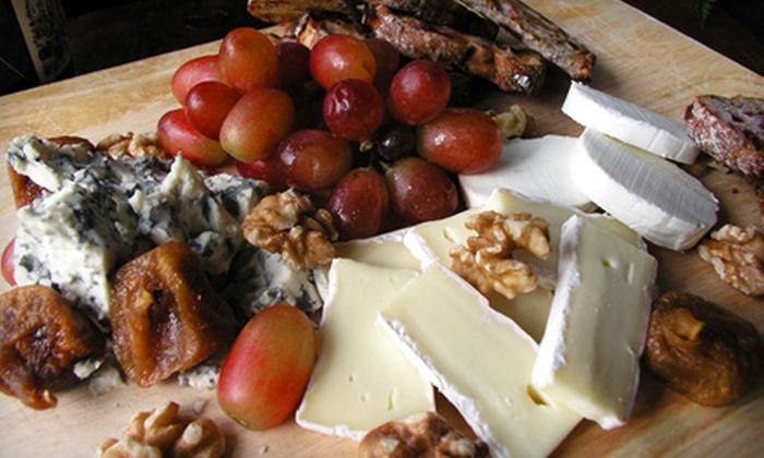 Rèst-âü-Ránt - Astoria: Wine-and-Cheese Flight for Two or Beer-and-Cheese Flight for Two at Rèst-âü-Ránt in Long Island City