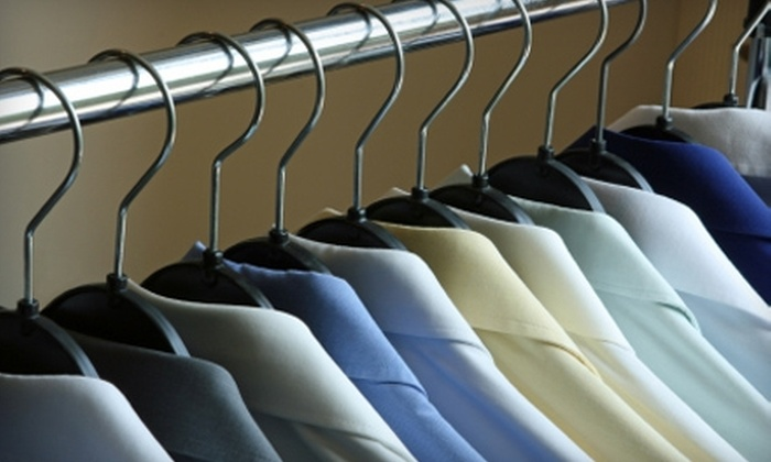 Beechwood Dry Cleaners - Multiple Locations: $15 for $30 Worth of Dry Cleaning at Beechwood, Lakewood, or Zeeland Dry Cleaners