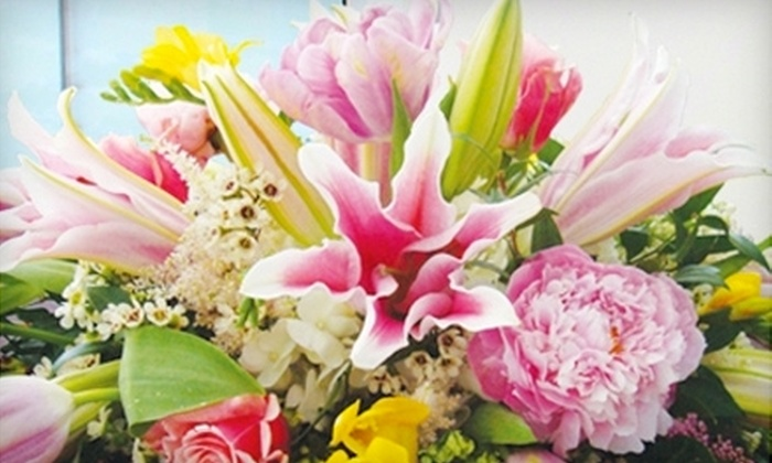 City Line Florists - Trumbull: $30 for $60 Worth of Floral Arrangements, Flowers, and Plants at City Line Florist in Trumbull