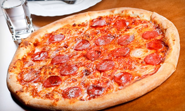 Dominic's NY Pizzeria - Cary: $7 for $15 Worth of Pizza, Subs, and Italian Fare at Dominic's NY Pizzeria in Cary