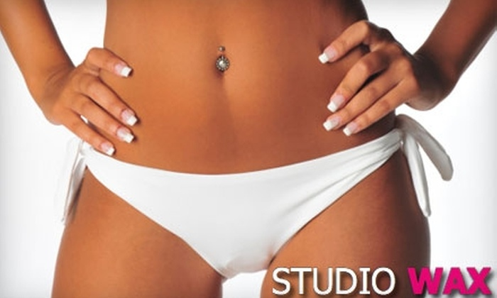 Studio Wax - Clarksville: $30 for a Brazilian Wax at Studio Wax in Clarksville ($60 Value)