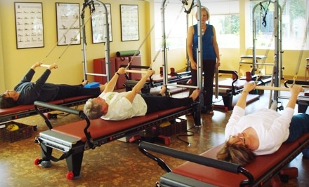 Mindful Movement & Physical Therapy: 8 Drop-In Studio Classes - Mindful Movement & Physical Therapy in East Lansing