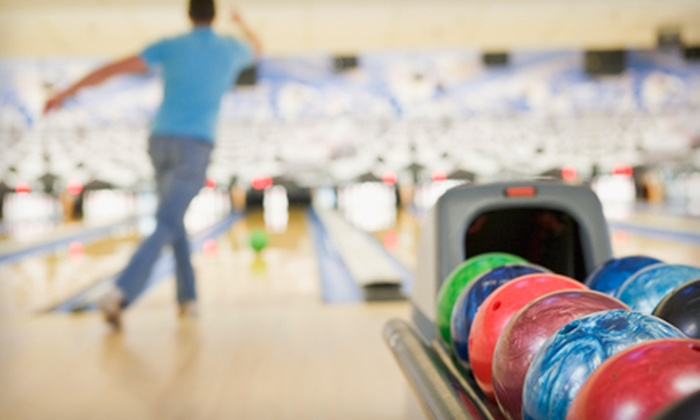 Badgerland Bowling Centers - Multiple Locations: $18 for Two Games of Bowling and Shoe Rental for Up to Five People at Badgerland Bowling Centers (Up to $55 Value)