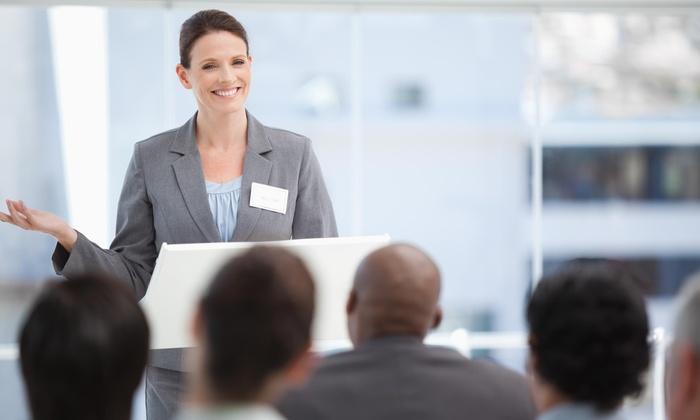 Empowered CDA Training Center - North Ironbound: Online Management and Marketing Course at Empowered CDA Training Center (50% Off)