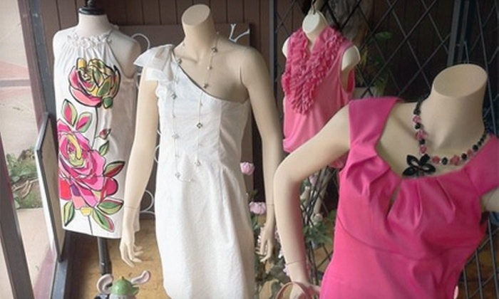 For You! Boutique - Enid: $50 for $100 Worth of Women's Clothing and Accessories at For You! Boutique in Enid