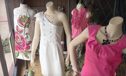 $100 Groupon to For You! Boutique - For You! Boutique in Enid