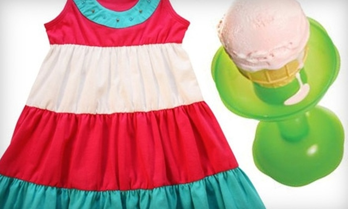 Applebum - Multiple Locations: $20 for $40 Worth of Children's Apparel, Accessories, and Gear at Applebum