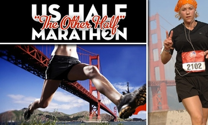Project Sport, LLC - Downtown: $37 Registration to Run the US Half Marathon, San Francisco ($75 Value)