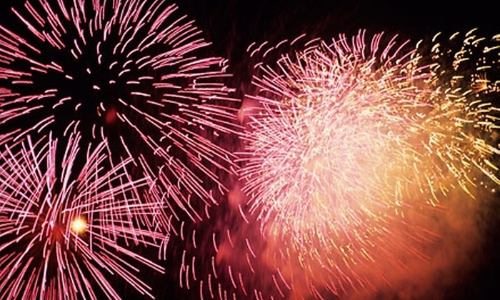 Davey Jones Fireworks - Multiple Locations: $25 for $50 Worth of Fireworks from Davey Jones Fireworks. Two Locations Available.